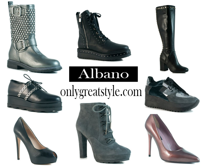 Albano Shoes Fall Winter 2017 2018