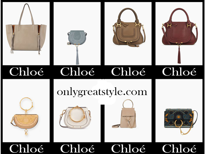Bags Chloé Fall Winter 2017 2018