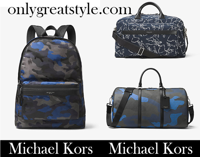 Bags Michael Kors Fall Winter 2017 2018 Men