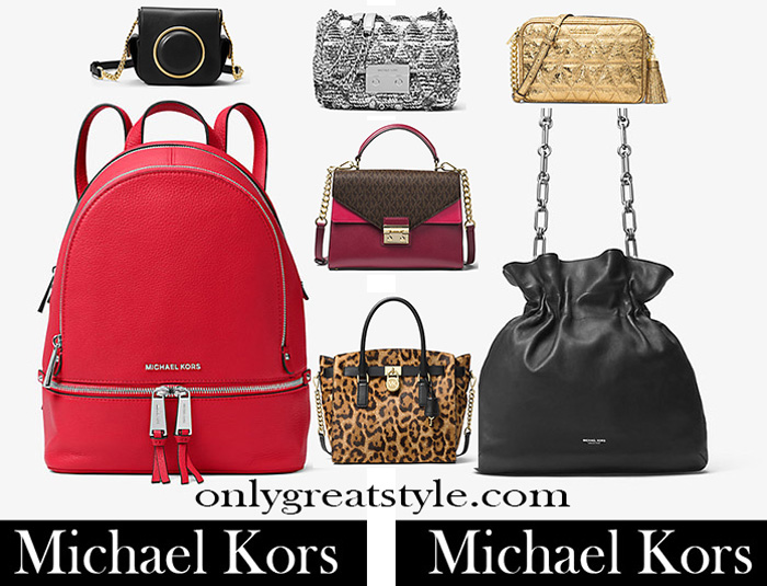 Bags Michael Kors Fall Winter 2017 2018
