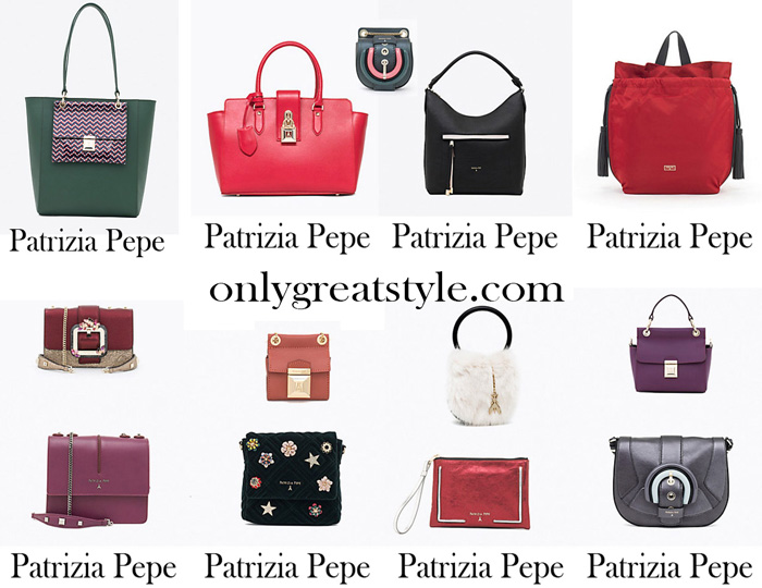 Bags Patrizia Pepe Fall Winter 2017 2018