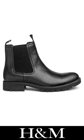 Boots HM Fall Winter 2017 2018 Men 1