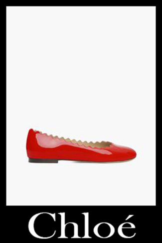 Chloé Ballet Flats For Women Fall Winter 1