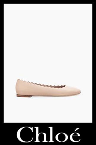 Chloé Ballet Flats For Women Fall Winter 10