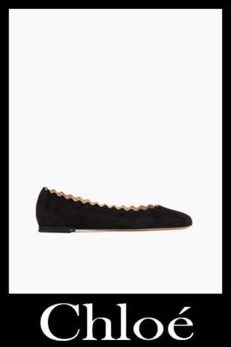 Chloé Ballet Flats For Women Fall Winter 11