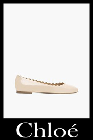 Chloé Ballet Flats For Women Fall Winter 2