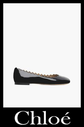 Chloé Ballet Flats For Women Fall Winter 3