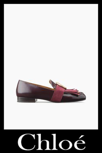 Chloé Ballet Flats For Women Fall Winter 4