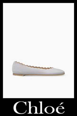 Chloé Ballet Flats For Women Fall Winter 6