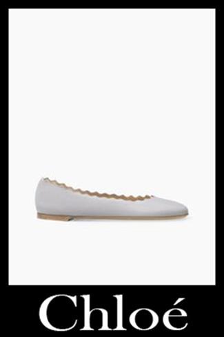 Chloé Ballet Flats For Women Fall Winter 6