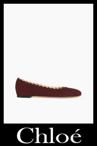 Chloé Ballet Flats For Women Fall Winter 7