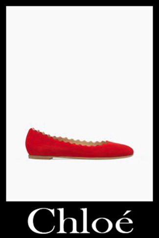 Chloé Ballet Flats For Women Fall Winter 8