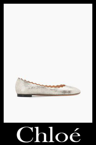 Chloé Ballet Flats For Women Fall Winter 9