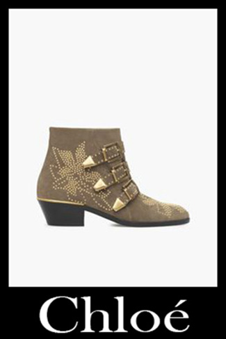 Chloé Footwear Fall Winter For Women 11