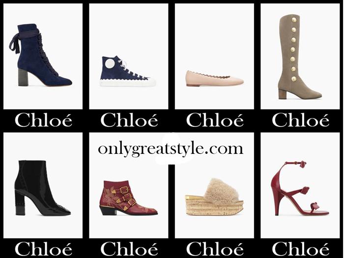 Chloé Shoes Fall Winter 2017 2018 Women