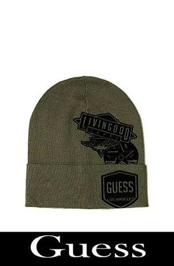 Guess Preview Fall Winter Accessories Men 3