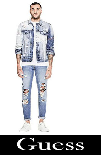 Guess Ripped Jeans Fall Winter For Men 1