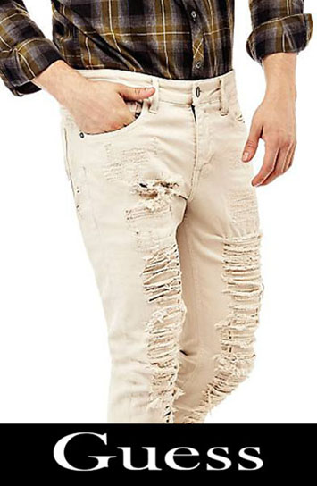 Guess Ripped Jeans Fall Winter For Men 3