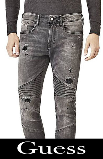 Guess Ripped Jeans Fall Winter For Men 4