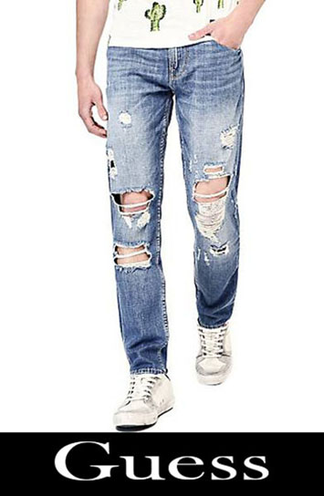 Guess Ripped Jeans Fall Winter For Men 5