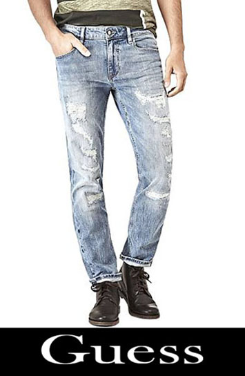 Guess Ripped Jeans Fall Winter For Men 6