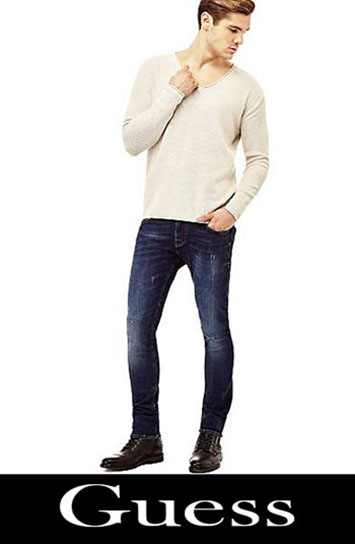Guess Skinny Jeans Fall Winter For Men 1