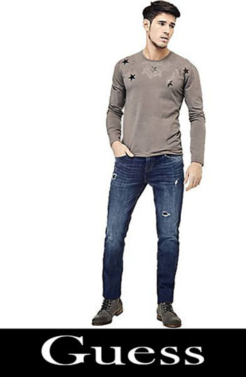 Guess Skinny Jeans Fall Winter For Men 3