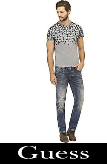 Guess Skinny Jeans Fall Winter For Men 6