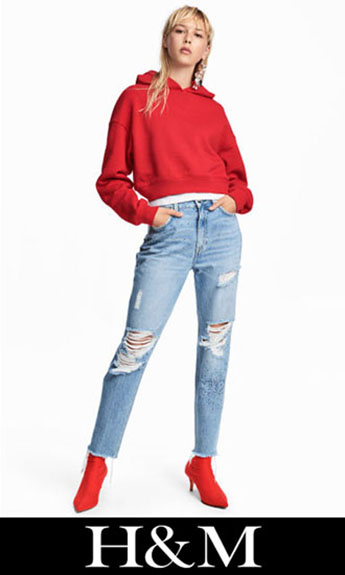 HM Ripped Jeans Fall Winter For Women 7