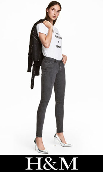 HM Skinny Jeans Fall Winter For Women 4