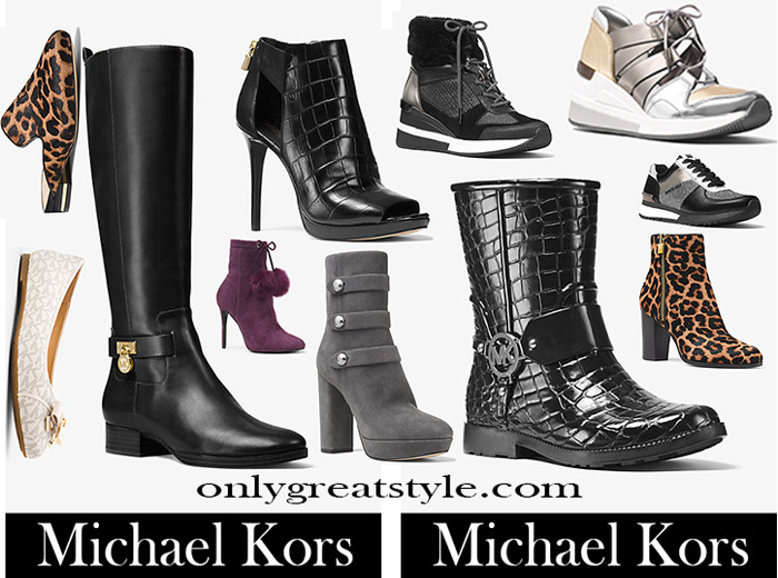 Michael Kors Shoes Fall Winter 2017 2018 Women