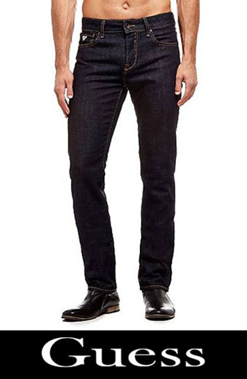 New Arrivals Guess Jeans Fall Winter For Men 4