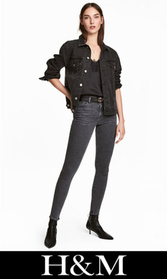 New Arrivals HM Jeans Fall Winter For Women 2