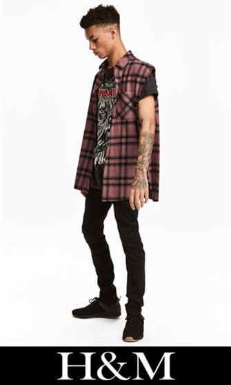 New Arrivals HM Jeans Fall Winter Men 3