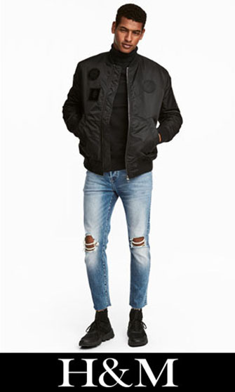 New Arrivals HM Jeans Fall Winter Men 5