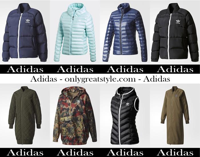 Adidas Fall Winter 2017 2018 Jackets