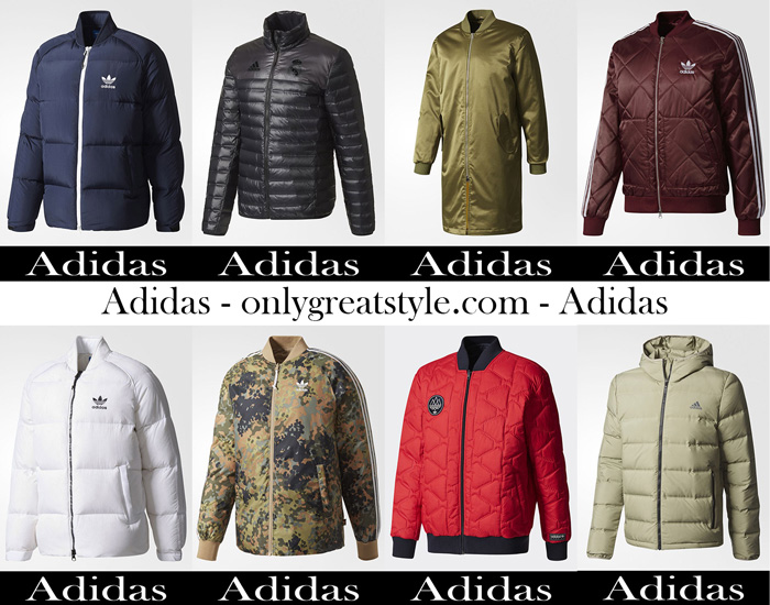 Adidas Jackets For Men New Arrivals