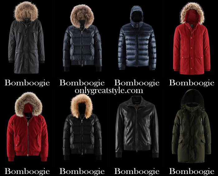 Bomboogie Fall Winter 2017 2018 Jackets For Men