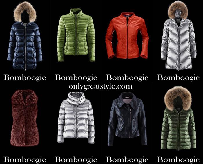 Bomboogie Fall Winter 2017 2018 Jackets