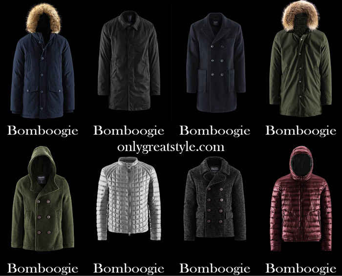 Bomboogie Jackets For Men New Arrivals