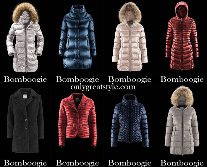 Bomboogie Jackets For Women New Arrivals