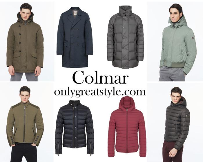 Colmar Fall Winter 2017 2018 Jackets For Men