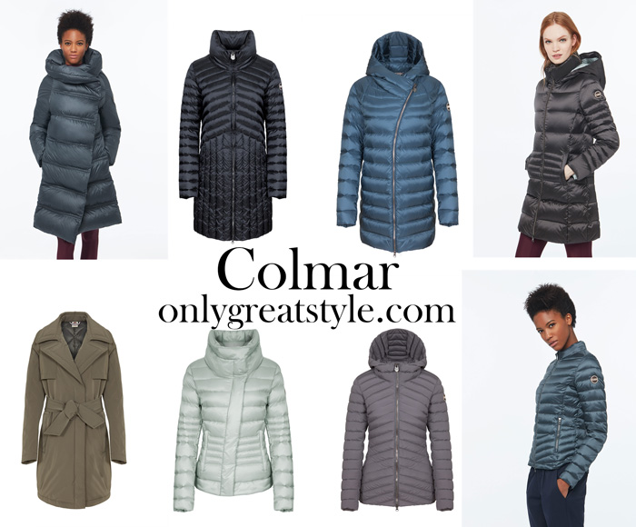 Colmar Fall Winter 2017 2018 Jackets