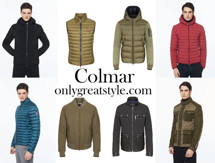 Colmar Jackets For Men New Arrivals