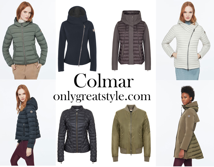 Colmar Jackets For Women New Arrivals