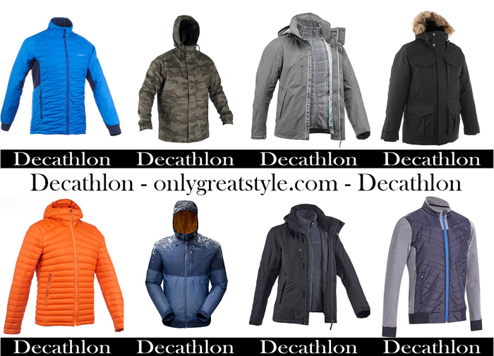 Decathlon Fall Winter 2017 2018 Jackets For Men