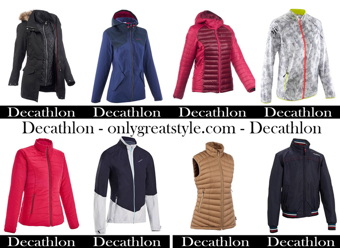 Decathlon Fall Winter 2017 2018 Jackets