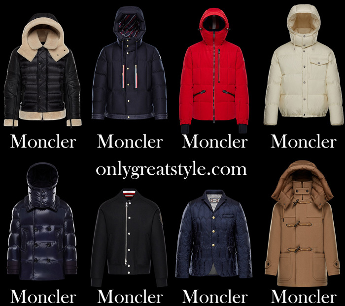 Moncler Fall Winter 2017 2018 Jackets For Men