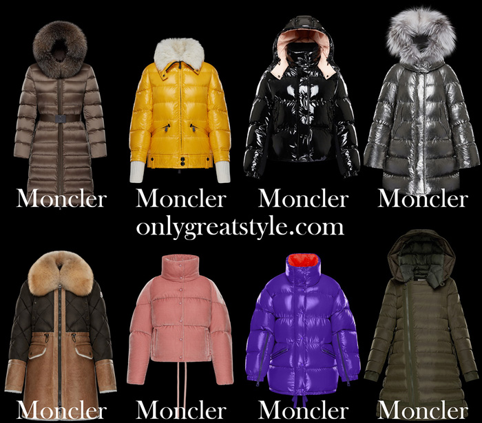 Moncler Fall Winter 2017 2018 Jackets