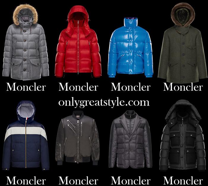 Moncler Jackets For Men New Arrivals